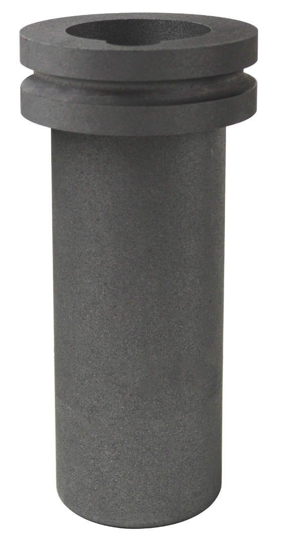 a new graphite crucible for furnace casting