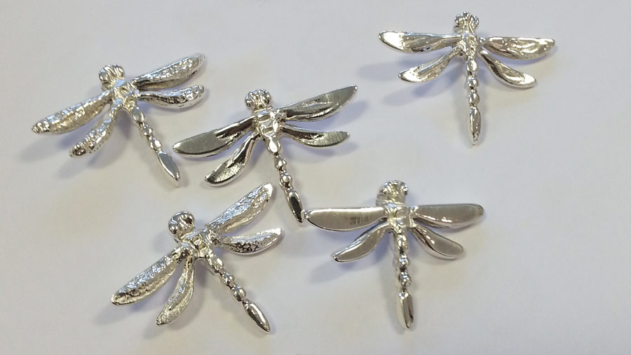 Dragonfly pendant series