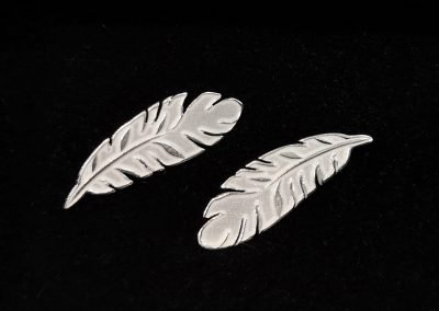feather-stud-earrings