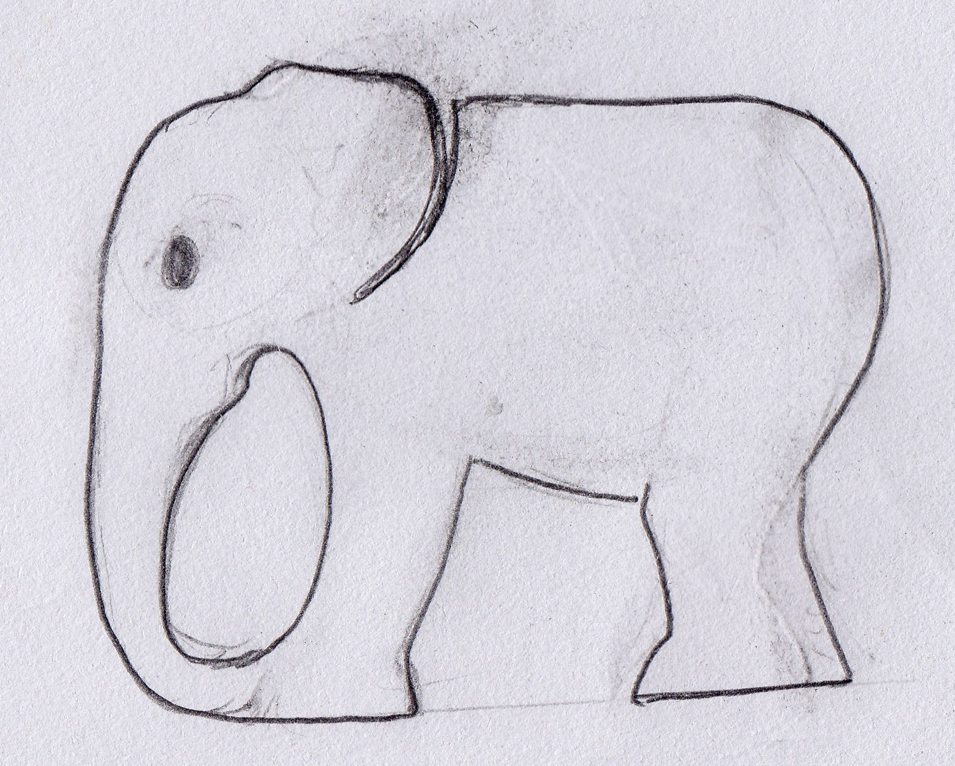 reworked elephant