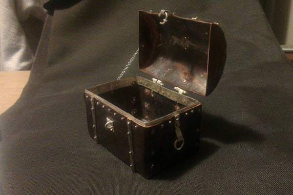 Treasure Chest Jewellery Box